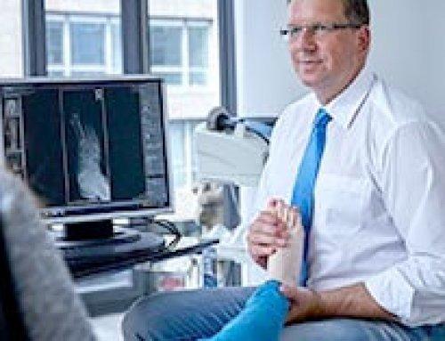 Experte für Fuß- und Sprunggelenkschirurgie – Dr. med. Holm Edelmann