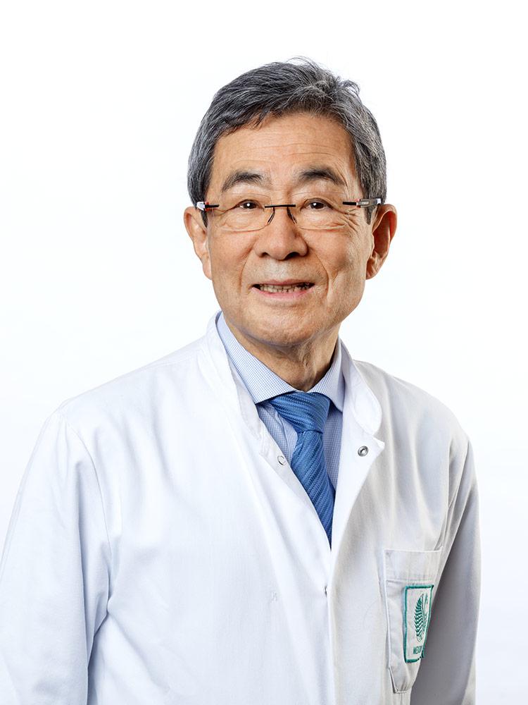 Dr. med. Shigeo Kashiwagi