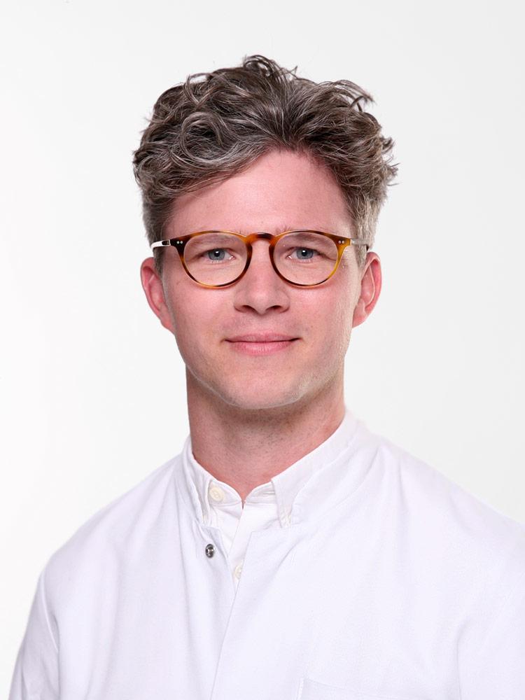 PD Dr. med. Hannes Cash