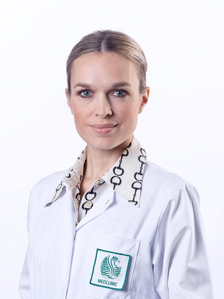 Dr. med. Birgit Bernadette Heinisch-Röchert