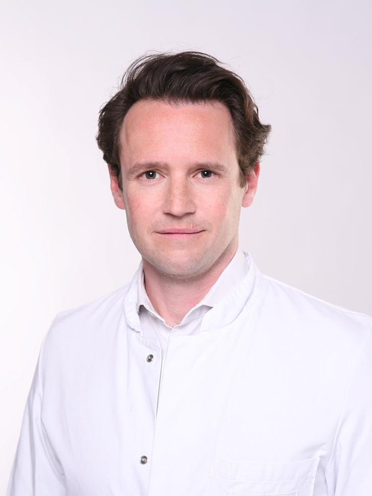 Dr. med. John Buckendahl
