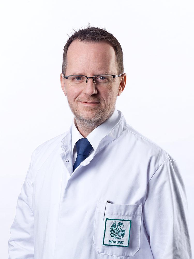 Priv.-Doz. Dr. med. Andreas E. Steiert