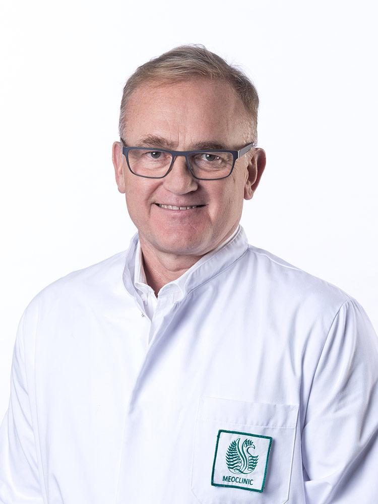Dr. med. Martin Vössing, MBA